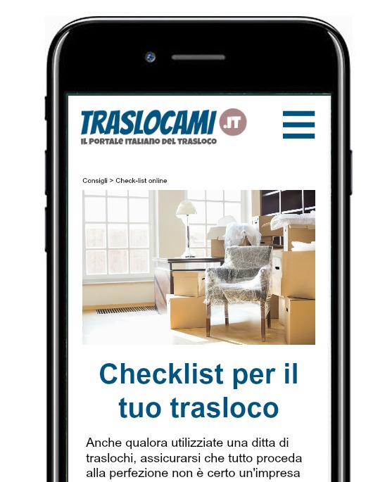 traslocami iPhone