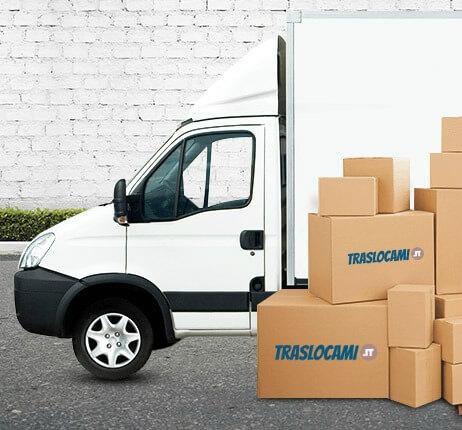 furgone traslocami