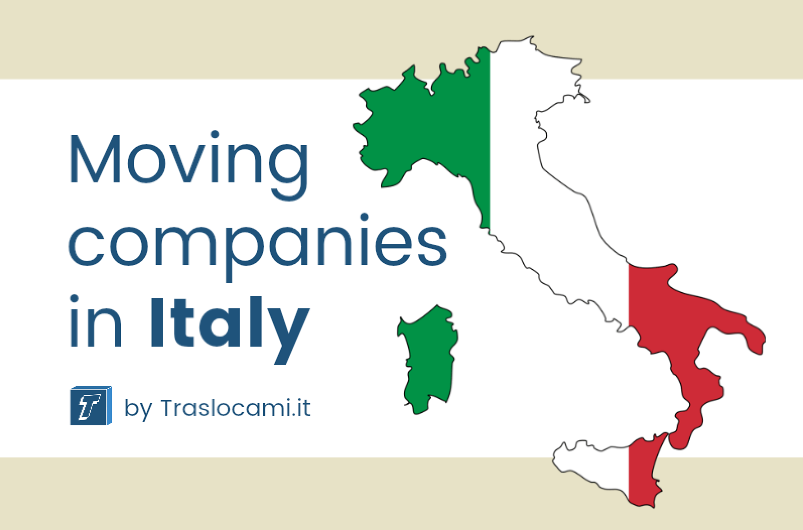 Moving companies in Italy